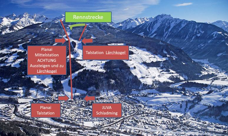 skirennen plan